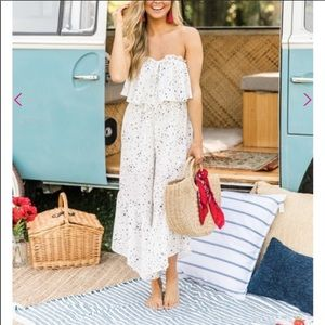 Pink Lily star jumpsuit *NEW